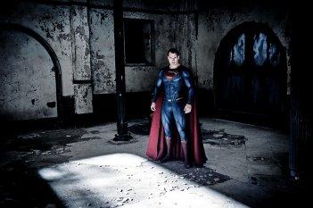 Henry Cavill in Batman v Superman