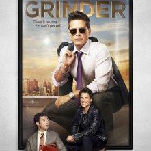 The Grinder: il poster della serie