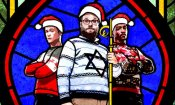 The Night Before: il primo trailer della scorretta commedia natalizia
