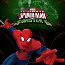 Ultimate Spider-Man: la locandina della quarta stagione