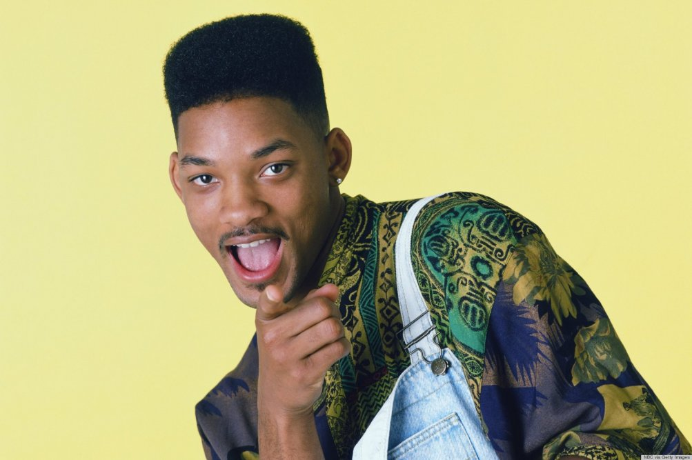 Will Smith è Willy, il principe di Bel Air