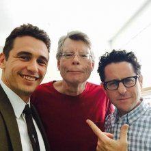 11/22/63: James Franco, Stephen King e J.J. Abrams sul set