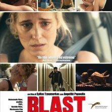 La locandina italiana di A Blast