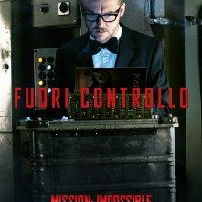 Mission: Impossible - Rogue Nation: il character poster italiano di Simon Pegg