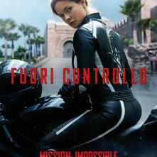 Mission: Impossible - Rogue Nation: il character poster italiano dedicato a Rebecca Ferguson