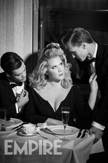 Amy Schumer imita Madonna in un photoshoot del 2015