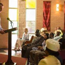 The Leftovers 2: Christopher Eccleston predica dal pulpito in una scena