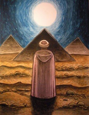 L'alchimista visto da Moebius