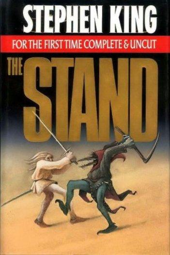 La copertina di The Stand