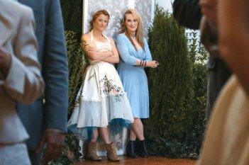 Dove eravamo rimasti: Meryl Streep e Mamie Gummer a un party