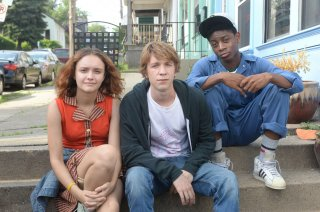 Me and Earl and the Dying Girl: foto di gruppo per Thomas Mann, Olivia Cooke e RJ Cyler