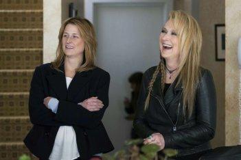 Dove eravamo rimasti: Mamie Gummer e Meryl Streep in una bella immagine