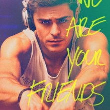 We Are Your Friends: la locandina ufficiale con Zac Efron