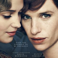 The Danish Girl - Eddie Redmayne con Alicia Vikander nei primi poster
