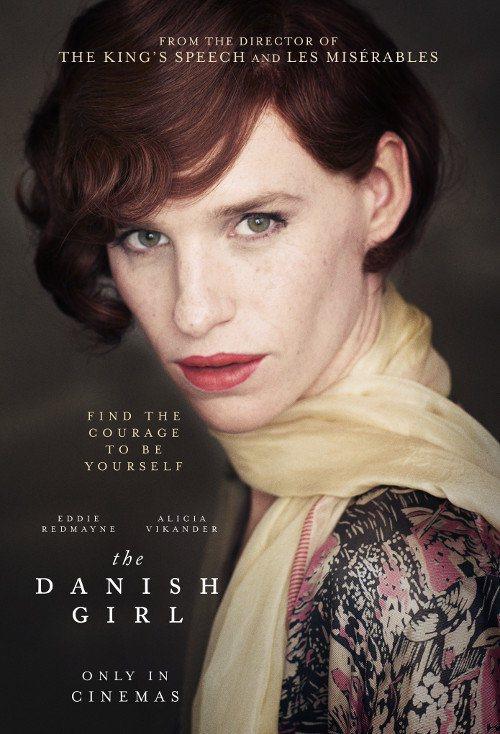 The Danish Girl - Eddie Redmayne nei primi poster