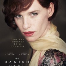 The Danish Girl - Eddie Redmayne nei primi poster