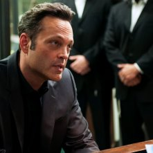 True Detective: Vince Vaughn in un momento della puntata intitolata Black Maps and Motel Rooms