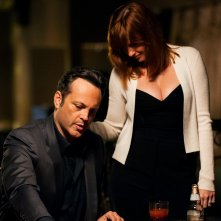 True Detective: Vince Vaughn e Kelly Reilly interpretano Frank e Jordan Seymon in Black Maps and Motel Rooms