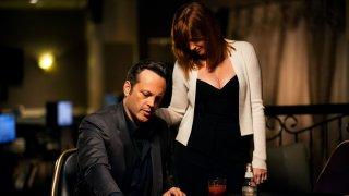 True Detective: Vince Vaughn e Kelly Reilly interpretano Frank e Jordan Seymon in Black Maps and Motel Rooms