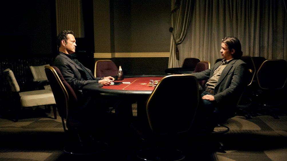 True Detective: Vince Vaughn e Colin Farrell interpretano Frank e Ray in Black Maps and Motel Rooms