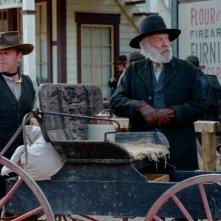 Forsaken: Donald Sutherland e Kiefer Sutherland in una scena del film