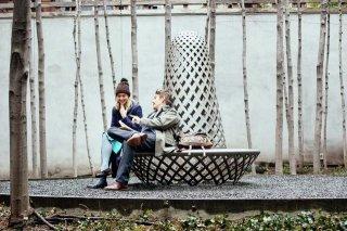 Maggie's Plan: Greta Gerwing e Ethan Hawke insieme in una scena