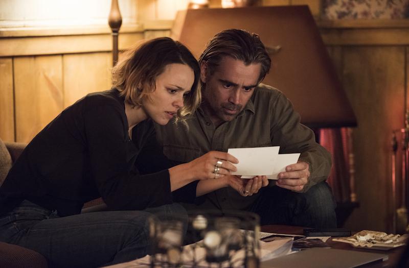 True Detective: Rachel McAdams e Colin Farrell interpretano Ray e Ani in Black Maps and Motel Rooms