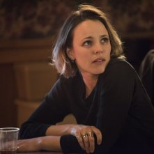 True Detective: l'attrice Rachel McAdams in un momento della puntata Black Maps and Motel Rooms