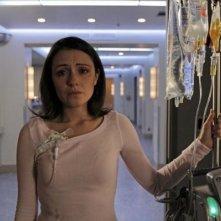 Chasing Life: Italia Ricci interpreta April Carver in una scena della prima stagione