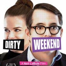 Locandina di Dirty Weekend