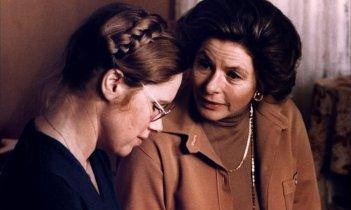 Sinfonia d'autunno: una scena con Liv Ullmann e Ingrid Bergman