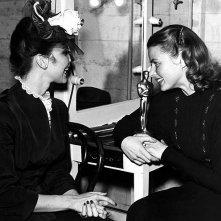 Jennifer Jones, Ingrid Bergman e Mr. Oscar