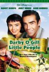 Locandina di Darby O'Gill e il re dei folletti