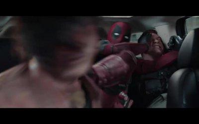 Trailer red band italiano - Deadpool