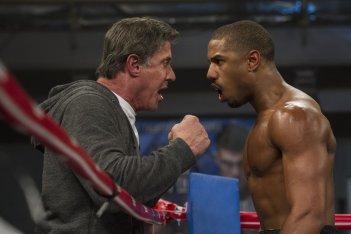 Sylvester Stallone e Michael B. Jordan nello spinoff di Rocky, Creed