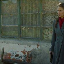 Il grande quaderno: Piroska Molnár, László Gyémánt e András Gyémánt in un momento del film