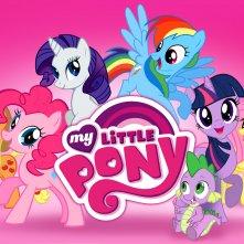 My Little Pony - L'amicizia è magica: il logo della serie animata