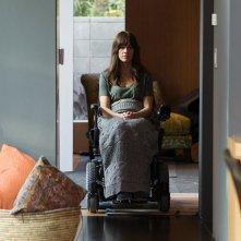 Qualcosa di buono: Hilary Swank malata di SLA in un'immagine del film