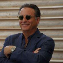 Locarno 2015: un sorridente Andy Garcia
