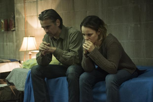 True Detective: Colin Farrell e Rachel McAdams in Omega Station