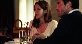 In un posto bellissimo: Alessio Boni e Isabella Ragonese in una scena del film