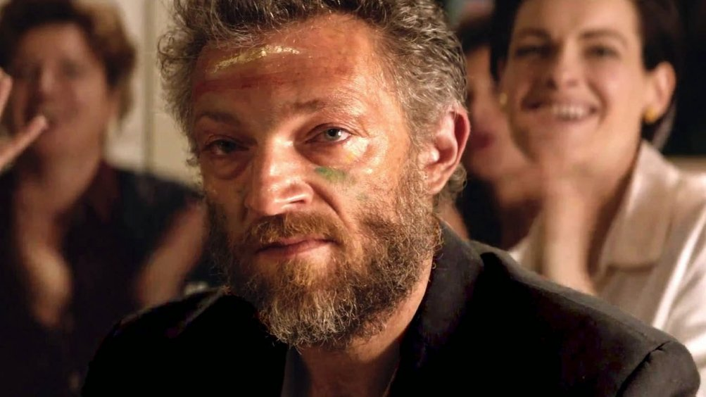 Partisan: Vincent Cassel in una scena del film