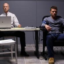 Screts & Lies: Ben Crawford (Ryan Phillippe) si sottopone all'esame con la macchina della verità