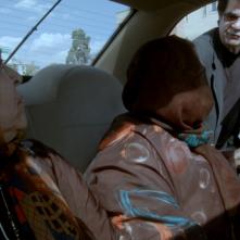 Taxi Teheran: Jafar Panahi in una scena del film