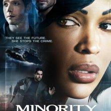 Minority Report: la locandina della serie