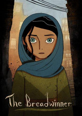 The Breadwinner: un artwork del film animato