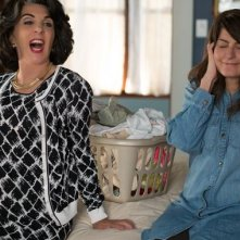 My Big Fat Greek Wedding 2: Andrea Martin e Nia Vardalos in una divertente immagine tratta dal film