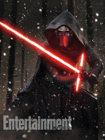 Star Wars: Episodio VII - Il Risveglio della Forza - Adam Driver interpreta Kylo Ren
