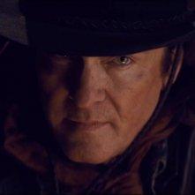 The Hateful Eight: Michael Madsen in una scena del teaser trailer del film di Tarantino