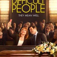 Difficult People: la locandina della serie